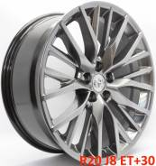 Toyota. 8.0x20, 5x114.30, ET30, ЦО 60,1мм.