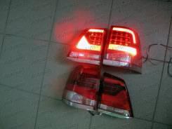 Стоп-сигнал. Toyota Land Cruiser, J200, URJ202, URJ202W, VDJ200 Двигатели: 1URFE, 1VDFTV, 3URFE