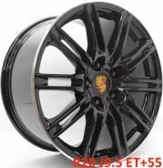 Porsche. 9.5x20, 5x130.00, ET55, ЦО 71,6мм.