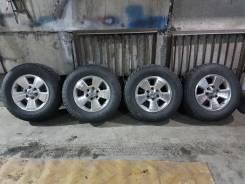 Toyota Hilux Surf. 7.5x17, 6x139.70, ET30, ЦО 108,0мм.