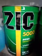 ZIC 5000. Вязкость 5W-30
