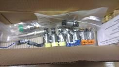 Комплект соленоидов акпп 9 шт (3 жёлт, 2 син, 2 оранж, 1 черн, 1 зелен), zf6hp19/21/26/26a/19a/32/32a e-shift 6hp28 bmw n62, n73, 1068227066-1,050121...