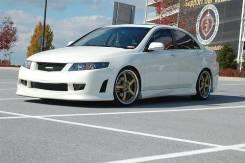 Обвес кузова аэродинамический. Honda Accord Acura TSX
