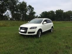 Audi Q7. автомат, 4wd, 3.6 (245 л.с.), бензин, 136 тыс. км