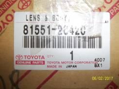 Стоп-сигнал. Toyota Hiace, KDH223, TRH221, KDH200, KDH222, KDH221, KDH220, TRH201, TRH223 Toyota Regius Ace, TRH229, TRH219, KDH225, KDH205, KDH227, T...