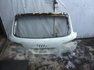 Дверь багажника. Audi Q7, 4LB Двигатели: CJGD, CDVA, BTR, CJTC, CJTB, BHK, CTWA, CJWB, CLZB, CRCA, CJWC, CCFA, CCFC, CNAA, BUG, BAR