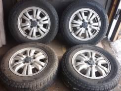 Колеса Honda CR-V R15. 6.0x15 4x114.30 ET50 ЦО 64,1мм.