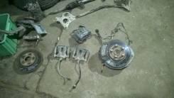 Суппорт тормозной. Toyota Crown Majesta, UZS145, UZS147, UZS141 Двигатель 1UZFE