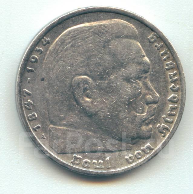 5 марок 1936 топор кельтский фото