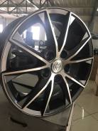 Toyota. x16, 5x114.30, ET45, ЦО 60,1мм.