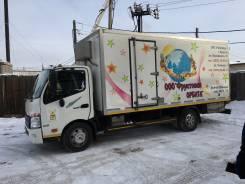 Hino 300. Продается грузовик HINO 300, 4 000 куб. см., 7 500 кг.