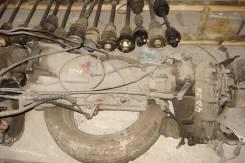 Автоматическая коробка переключения передач. Mitsubishi Delica