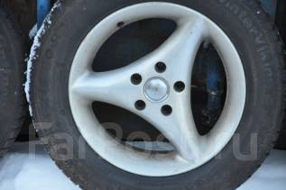 Колеса 5x114.3 215/60R16 Chrysler Mazda Honda Kia Hyundai Toyota. 7.0x16 5x114.30 ET38 ЦО 71,6мм.