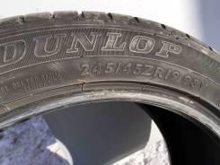 Dunlop SP Sport Maxx TT. Летние, 2015 год, износ: 5%, 4 шт