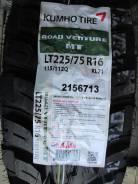 Kumho Road Venture M/T KL71. Летние, 2016 год, без износа, 4 шт