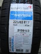 Kumho Sense KR26. Летние, 2017 год, без износа, 4 шт