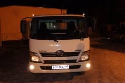 Hino 300. Продается грузовик HINO 300 Бортовой со сдвоенной кабиной, 4 009 куб. см., 4 500 кг.