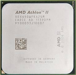 AMD Athlon II X4 651