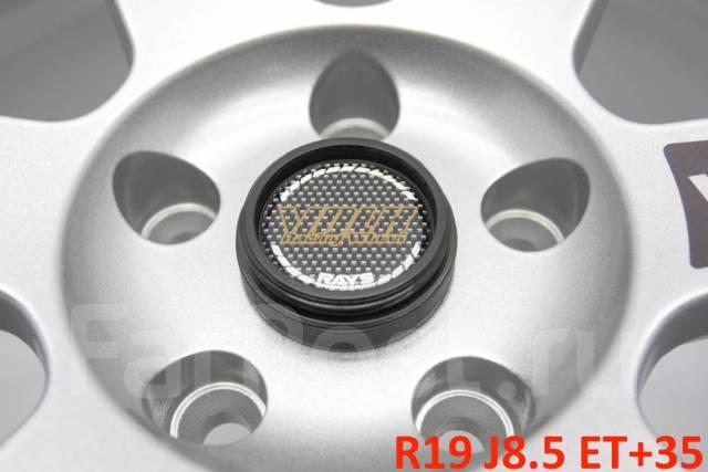 RAYS. 8.5x19, 5x112.00, ET35, ЦО 66,6мм.