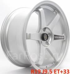 RAYS. 9.5x19, 5x112.00, ET33, ЦО 66,6мм.