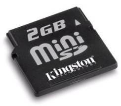 MiniSD. 1 Гб