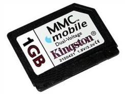 MultiMediaCard. 1 Гб