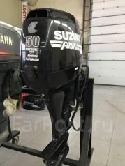 Suzuki. 50,00л.с., 4-тактный, бензиновый, нога L (508 мм), Год: 2007 год