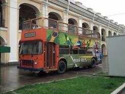 Bristol. Продается двухэтажный автобус кабриолет, 3 000 куб. см., 70 мест