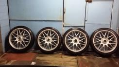 Комплект колес R18 в сборе. 8.0x18 5x114.30 ET45 ЦО 70,1мм.