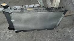 Радиатор охлаждения двигателя. Toyota Corolla Fielder, NZE141 Toyota Corolla Axio, NZE141
