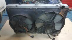 Радиатор охлаждения двигателя. Nissan Skyline, HCR32, BNR32 Двигатель RB26DTT