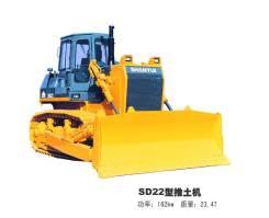 Shantui SD22. Бульдозер СТК ПК22 () аналог Kamatsu D85, 23 400,00кг.
