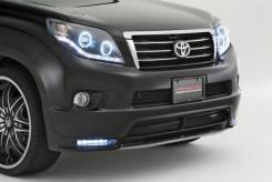 Губа. Toyota Land Cruiser Prado. Под заказ