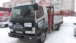 Mitsubishi Fuso. Продается манипулятор , 8 000 куб. см., 6 000 кг.