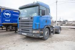 Scania. , 10 640 куб. см., 18 600 кг.