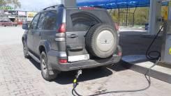 Газобалонное оборудование. Lexus LX470