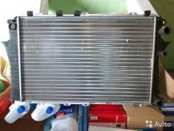 Радиатор охлаждения двигателя. Audi A6 Audi 100