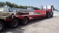Es-Ge. Полуприцеп (ЕС-ГЕ) ES-GE 4. SOD-4H, 47 000 кг.