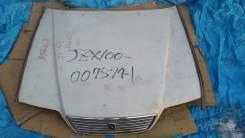 Капот. Toyota Mark II, JZX100