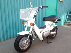 Honda Chaly. 50 куб. см., исправен, без птс, без пробега
