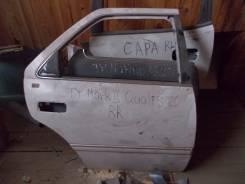 Дверь задняя правая TY Mark II Qualis SXV20 голая