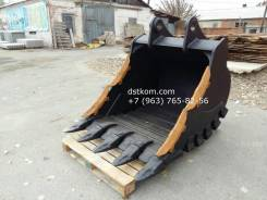 Ковш. Volvo Komatsu JCB Caterpillar Hitachi New Holland Hyundai ZX Case. Под заказ