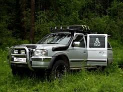 Шноркель. Mazda BT-50, J97M Ford Ranger, R19, ET, R18, ES, R15, R10, R14 Двигатели: COLOGNE, WLAA, VULCAN, DURATEC, MZRCD. Под заказ