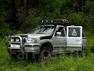 Шноркель. Mazda BT-50, J97M Ford Ranger, ES Двигатели: WLAA, MZRCD. Под заказ