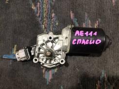 Мотор стеклоочистителя. Toyota Corolla Spacio, AE115N, AE115, AE111, AE111N