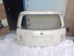 Крышка багажника. Nissan Patrol, Y62