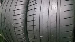 Michelin Pilot Sport 3. Летние, износ: 10%, 2 шт