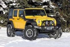 Шноркель. Jeep Wrangler, JK. Под заказ