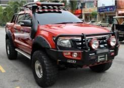 Шноркель. Ford Ranger, T6. Под заказ