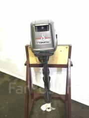 Tohatsu. 8,00л.с., 2х тактный, бензин, нога L (508 мм), Год: 2002 год